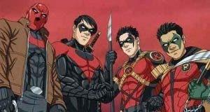 Batman escoge a su Robin favorito y es sorprendente