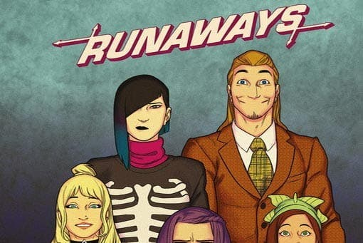 Runaways: Amigos para siempre