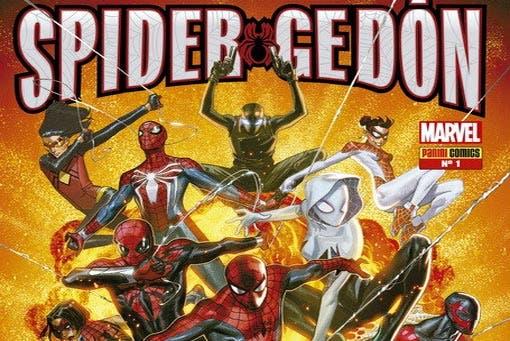 Spidergedón 1 (Marvel - Panini Cómics)