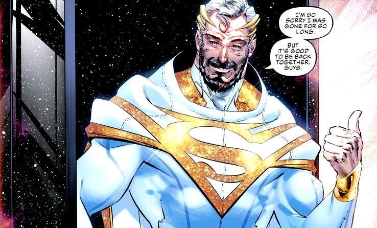 Superman del futuro ha sido revelado por DC Comics