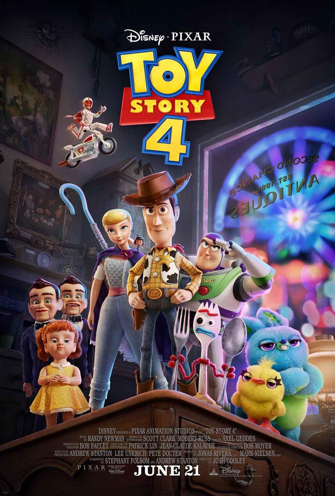 Un spot de Toy Story 4 confirma el papel de Keanu Reeves