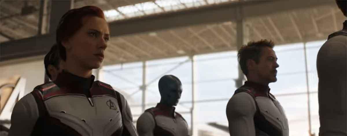 Teoría Vengadores: Endgame explica otra función de los trajes blancos