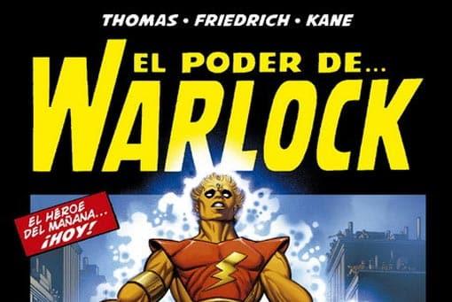 Warlock: La saga de la Contra-Tierra (Marvel - Panini Cómics)