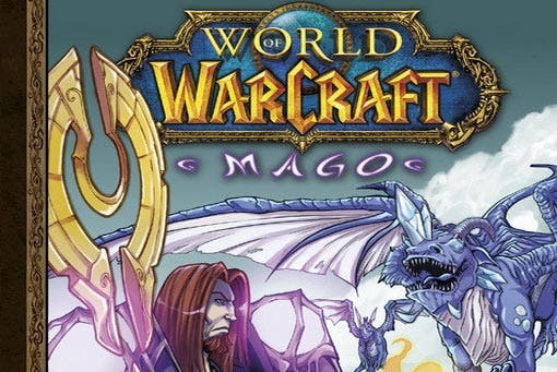 World of Warcraft: Mago (Panini Cómics)