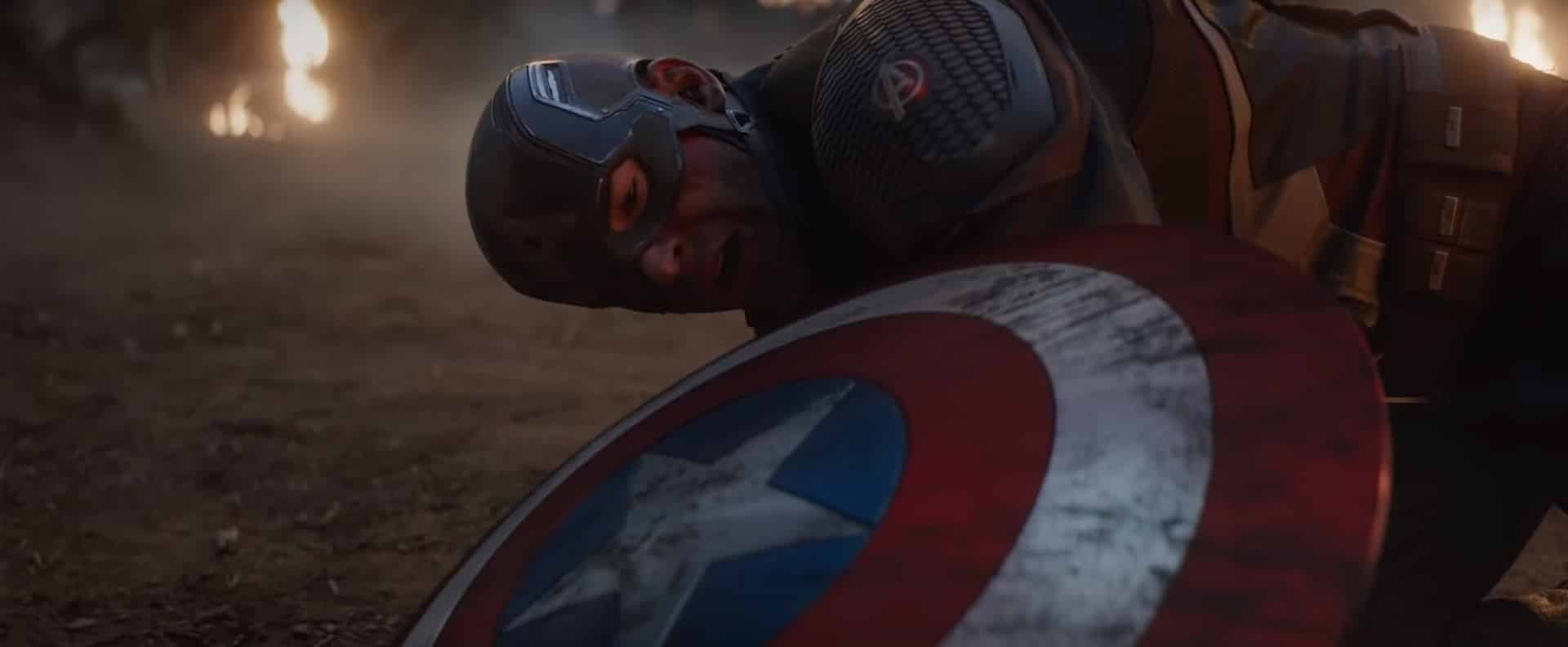 Capitán América Endgame