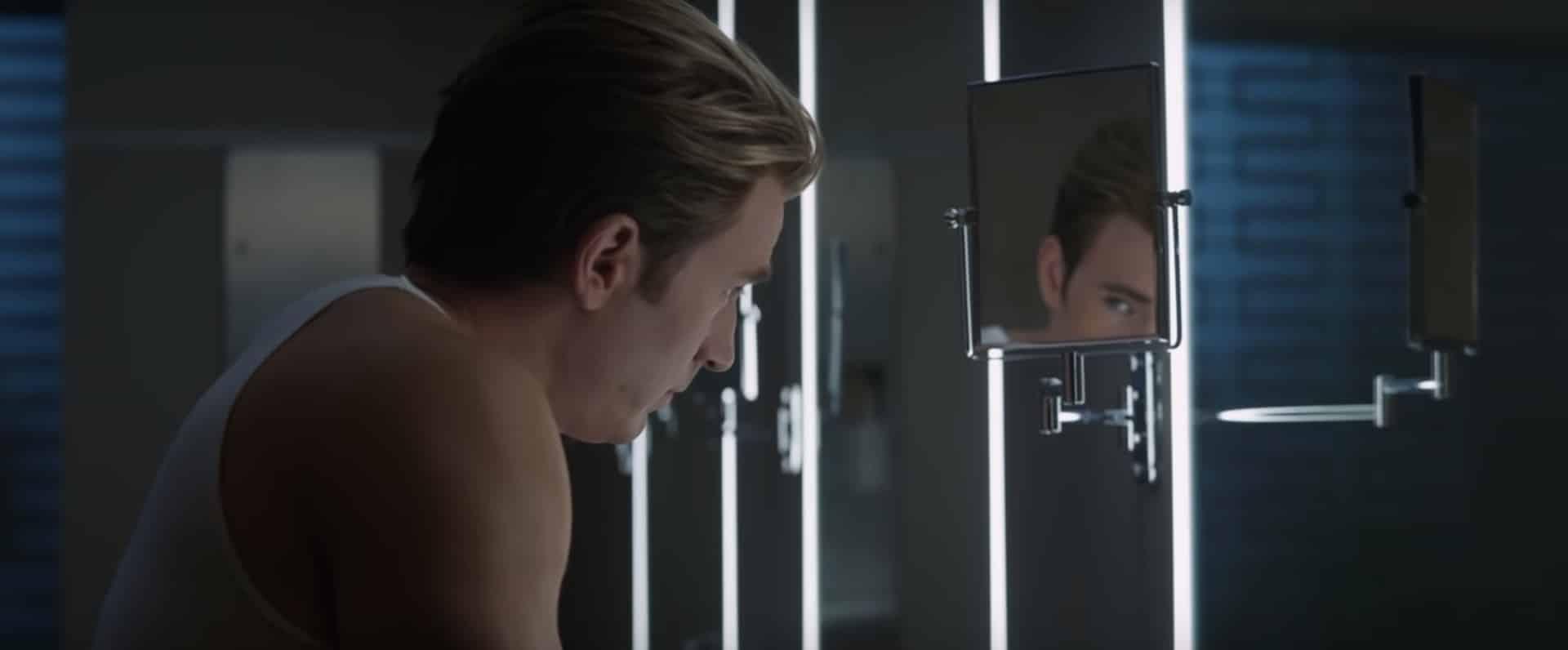 Chris evans Capitán América Vengadores: Endgame