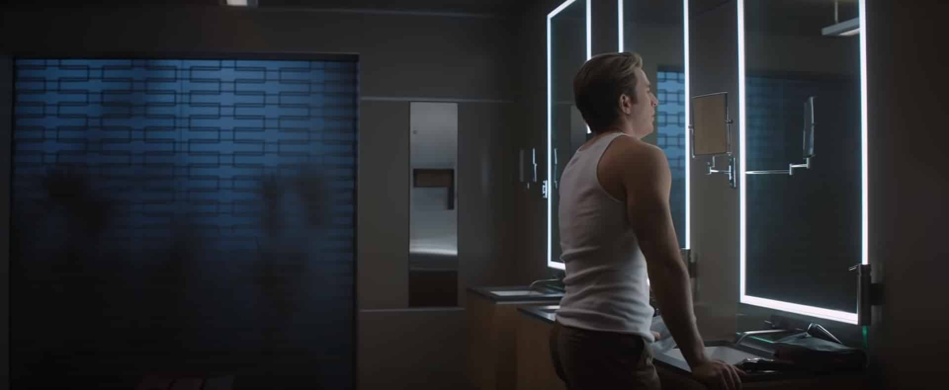 Chris evans Chris evans Capitán América Endgame