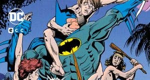 El último Arkham: El Batman de Norm Breyfogle - DC Comics