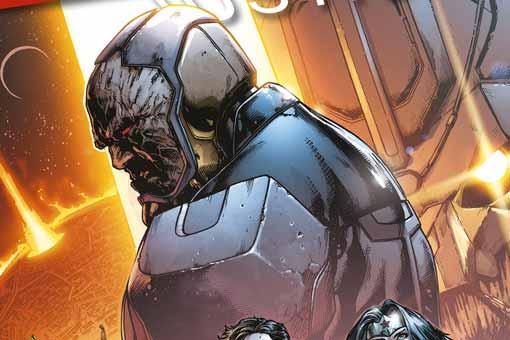 La Liga de la Justicia: La Guerra de Darkseid Vol. 1