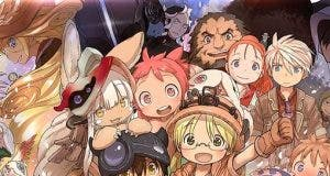 Blu-ray Made in Abyss Personajes