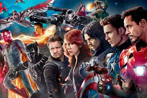Orden para ver todas las películas y series de Marvel