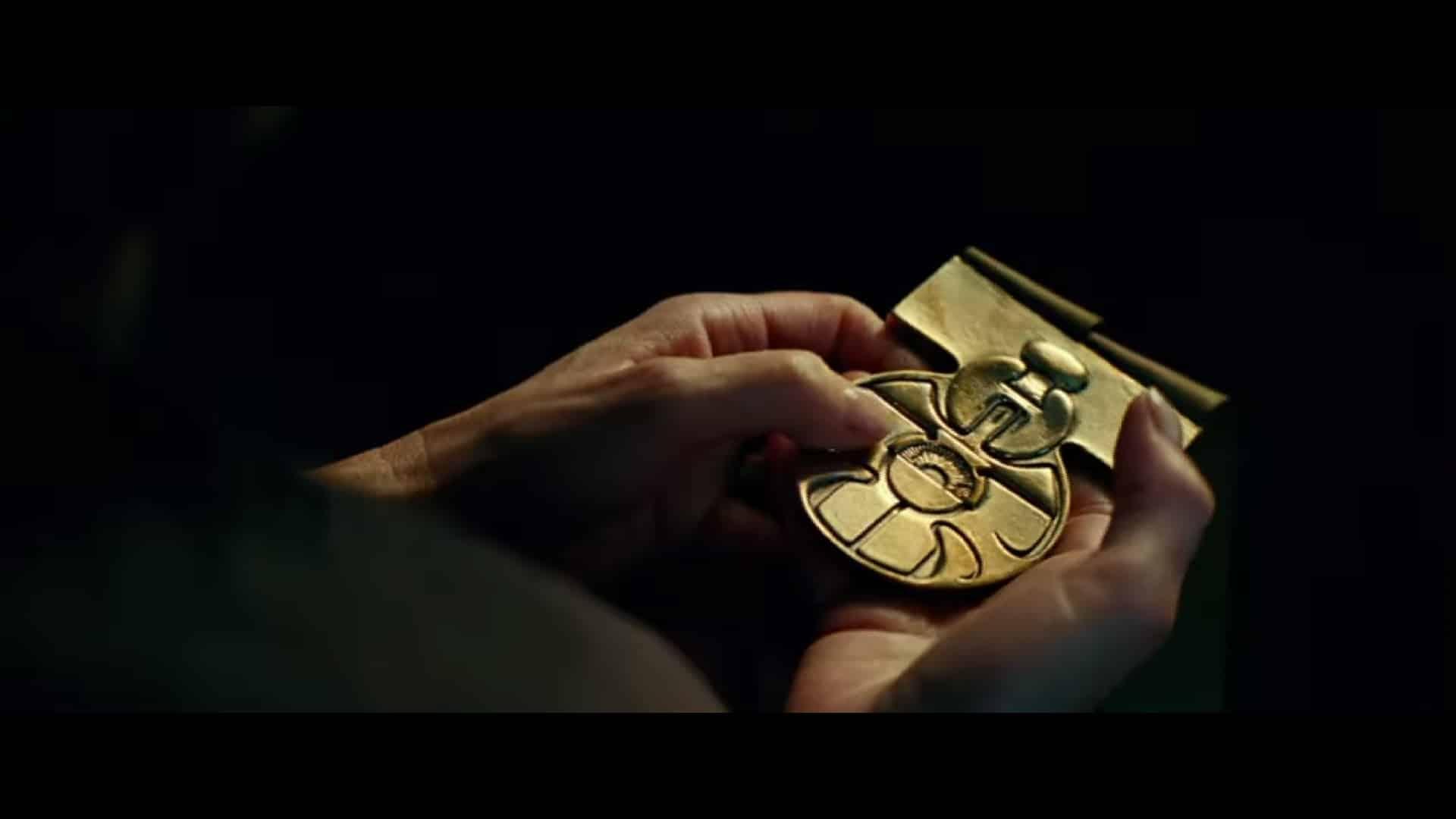 Medalla Han Solo