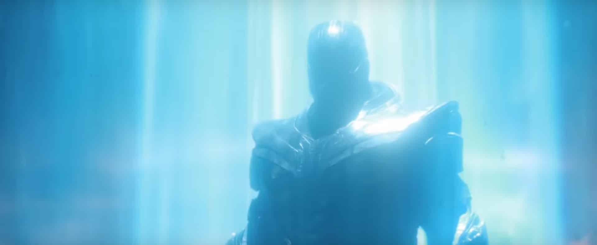 Thanos llegando