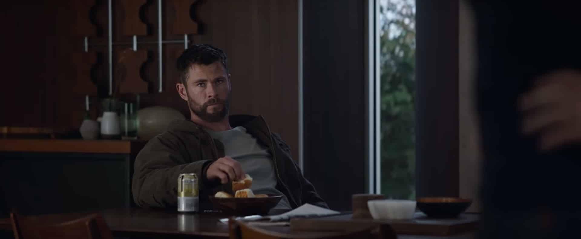 Marvel Vengadores: endgame. Thor cuartel vengadores