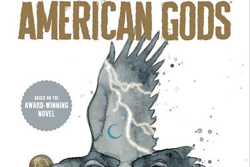 American Gods: Sombras (Neil Gaiman - Planeta Cómic)