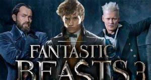Animales Fantásticos 3 ya tiene fecha de estreno