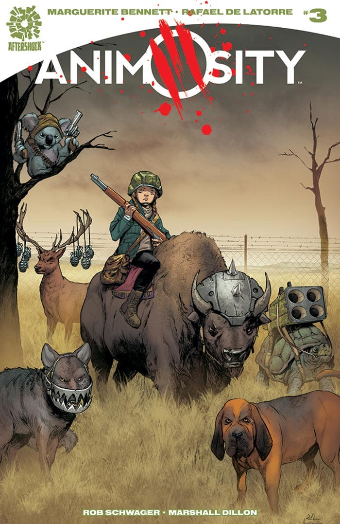 Animosity 1 (AfterShock - Planeta Cómic)