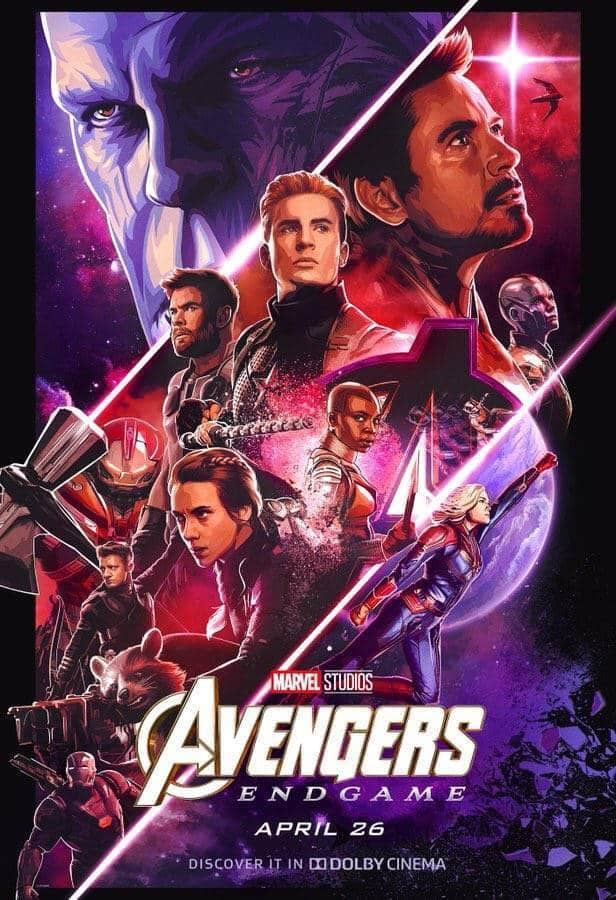 Vengadores: Endgame Dolby