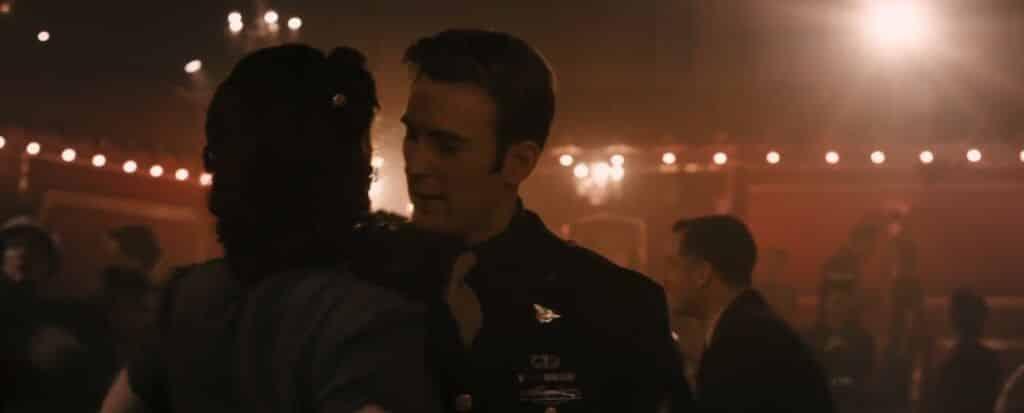 baile de Peggy y Steve Roggers Vengadores: Endgame