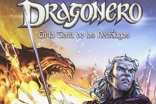 Dragonero: En la tierra de los necrófagos (Panini Cómics)