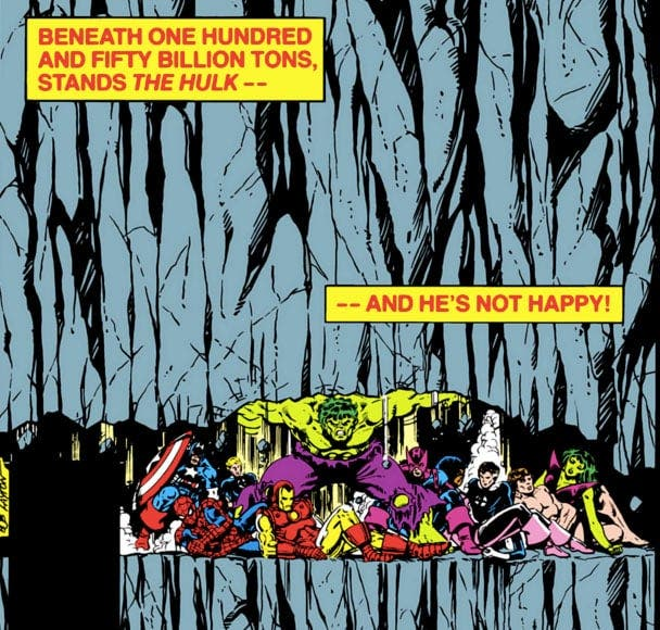 hulk secret wars