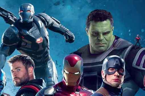 Por fin vemos a Hulk con el resto de héroes en Vengadores: Endgame
