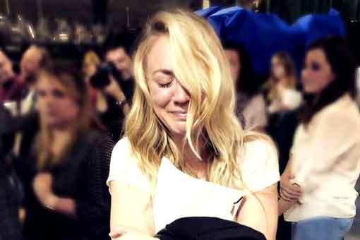Kaley Cuoco lloró con el impactante final The Big Bang Theory