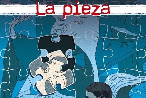 La Pieza. Pablo Picasso (Panini Cómics)
