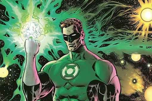 DC Comics: Green Lantern N1. Es hora de desempolvar la placa, hay un caso por resolver