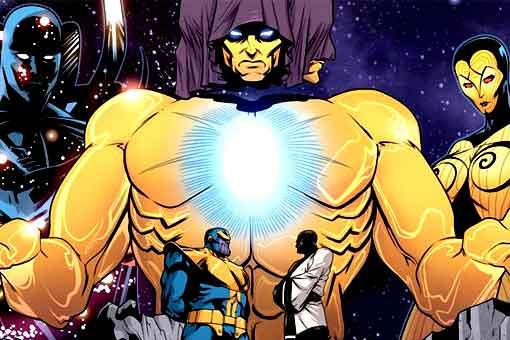 El gran personaje cósmico que casi incluyen en Vengadores: Infinity War