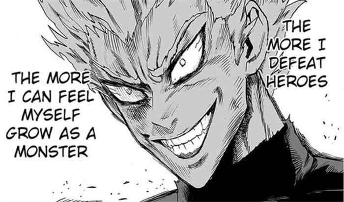One Punch Man temporada 2 revela el verdadero villano