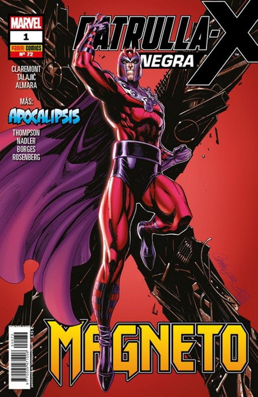 Patrulla-X Negra 1 (Marvel - Panini Cómics)