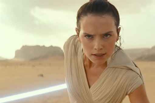 Daisy Ridley habla de Star Wars: The Rise of Skywalker