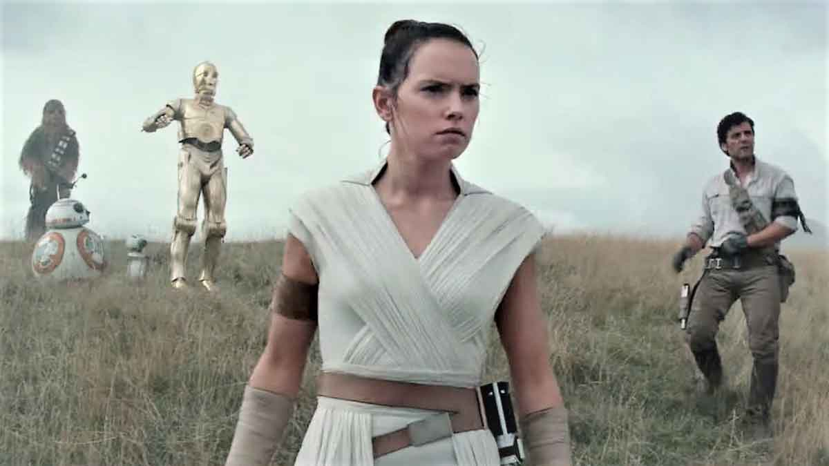 Daisy Ridley habla del final de Star Wars: The Rise of Skywalker