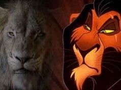 Nuevo tráiler de El Rey León ¡¡¡Por fin vemos a Scar, Timon y Pumba!!!