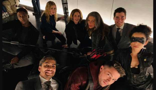 nuevo EL final de Arrow temporada 7 podría introducir un nuevo spin-off