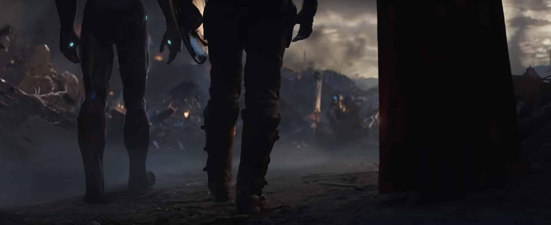 Marvel Vengadore: Endgame. Thanos ¿Derrotado?