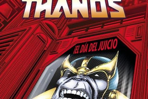 Thanos: El abismo infinito (Marvel - Panini Cómics) Jim Starlin