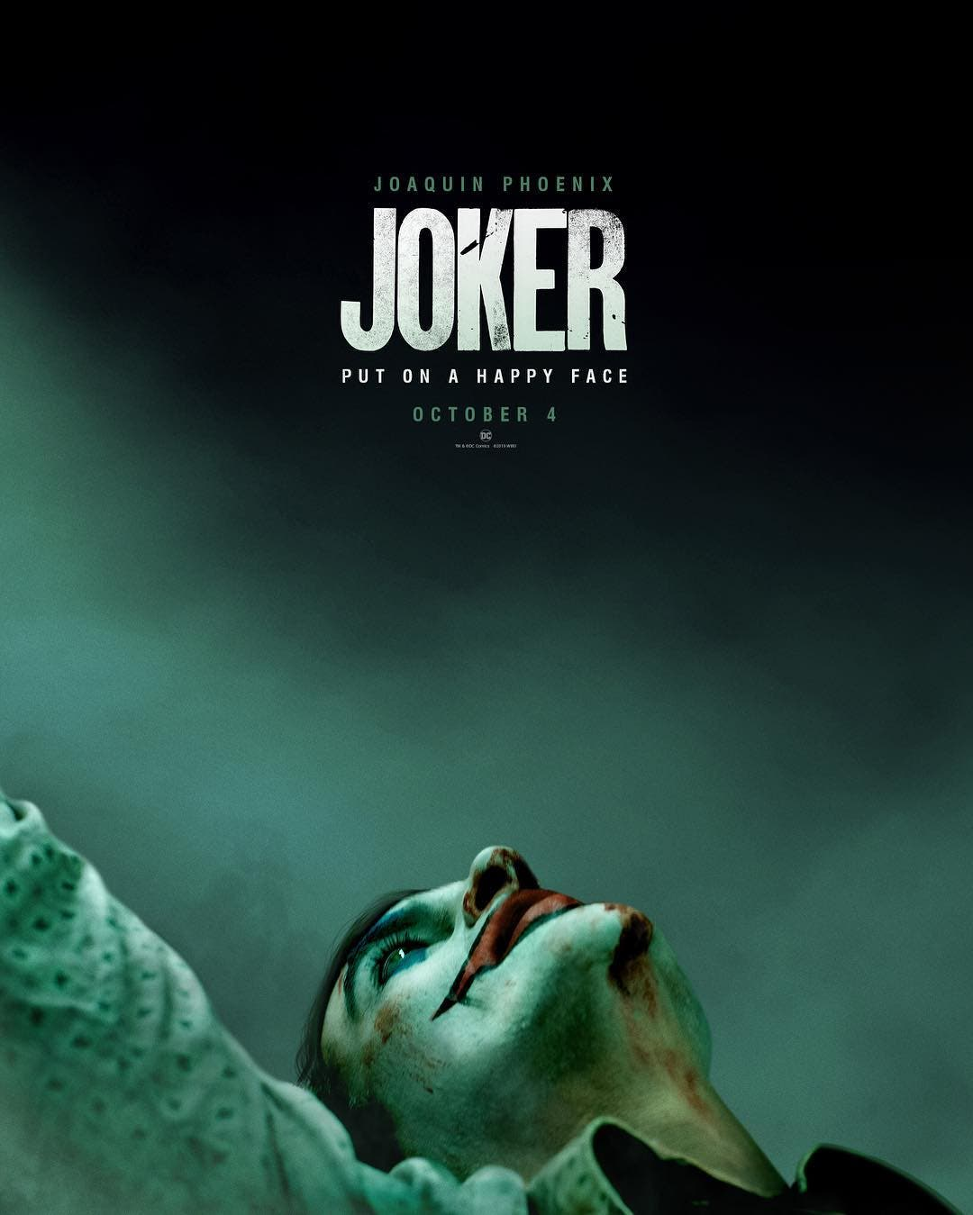 Joker con Joaquin Phoenix es la película más esperada de 2019