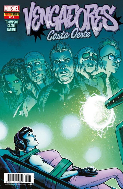 Vengadores Costa Oeste 2 (Marvel)