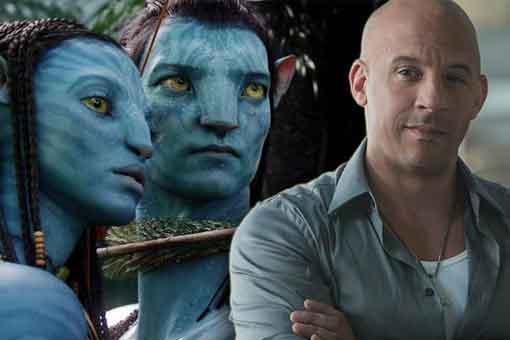 Vin Diesel se une a las secuelas de Avatar