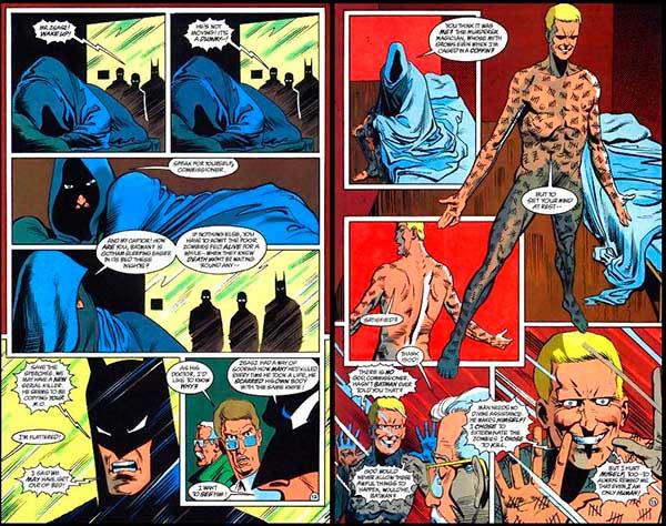 El último Arkham: El Batman de Norm Breyfogle