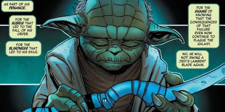Star Wars: Yoda ya quiso terminar la Orden Jedi antes que Luke Skywalker