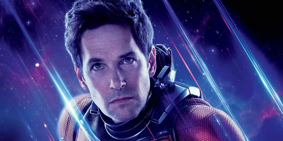 Ant-Man Vengadores: Endgame