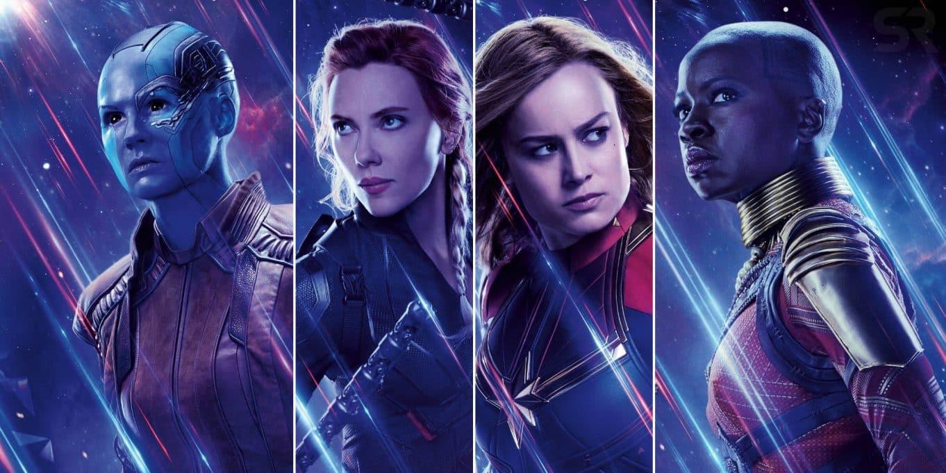 Avengers: Endgame A-Force