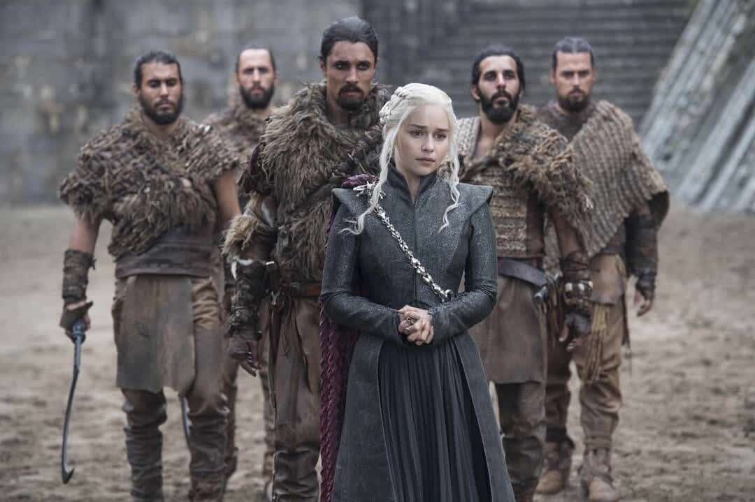 Dothrakis Juego de Tronos