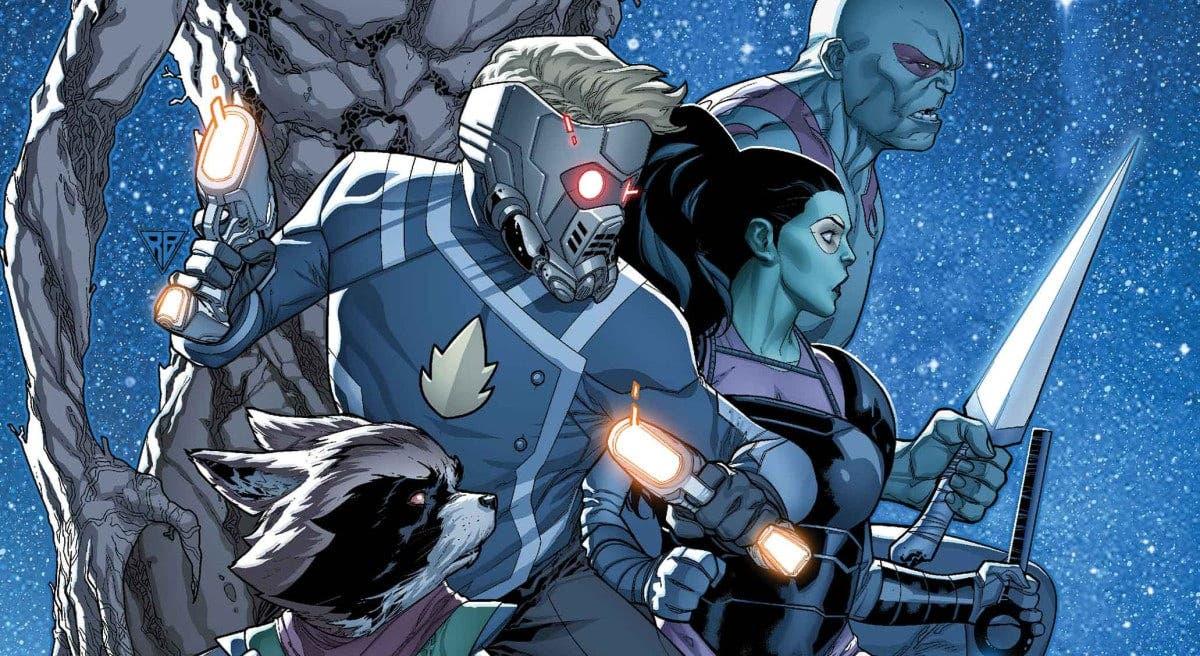 Marvel Guerras del Infinito: Guardián Caído