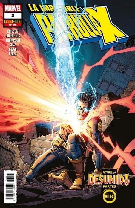 Llega a su fin el arco argumental que ha provocado que la Patrulla-X de Marvel desaparezca, sirviendo esta saga como prólogo de La era de Hombre-X