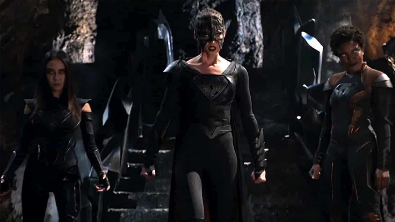 Supergirl temporada 3