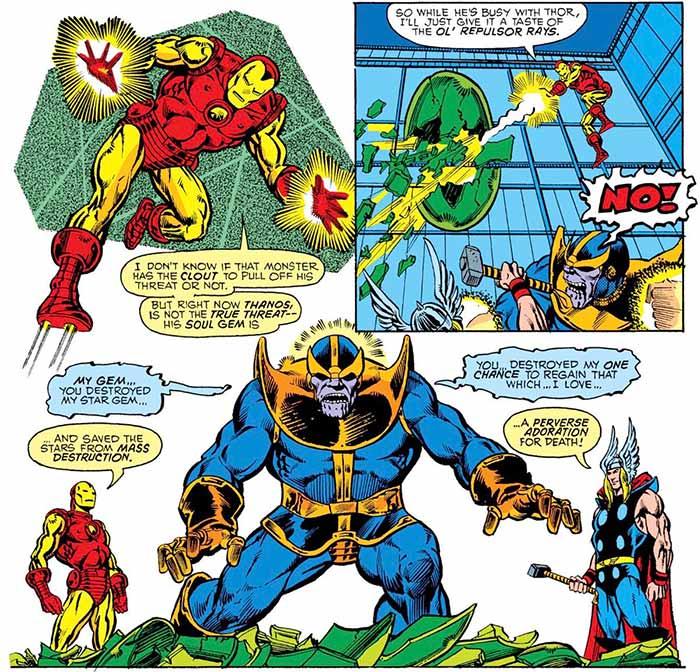 The Avengers Annual 7. Los Vengadores